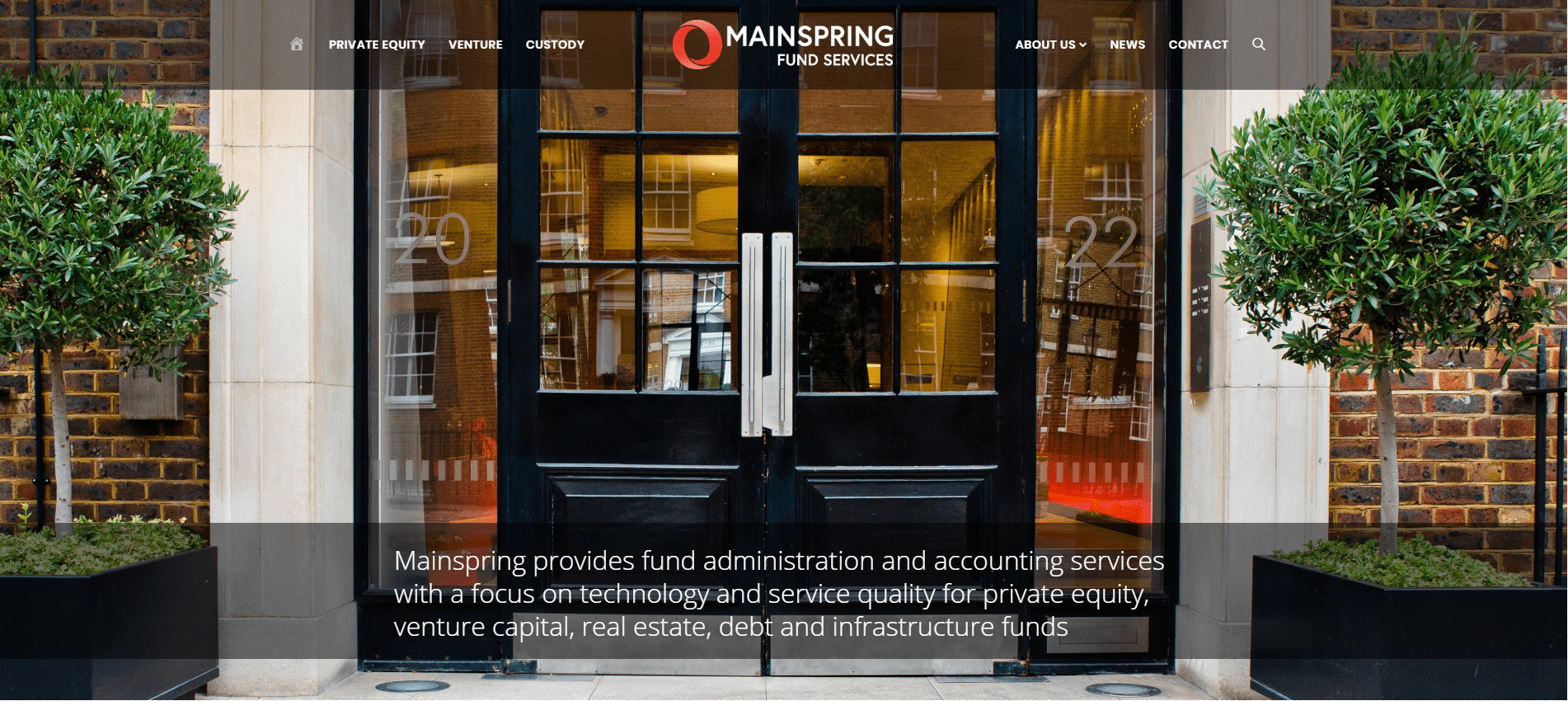 mainspring office doors