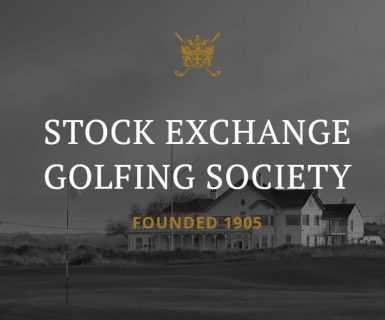 Stock Exchange Golfing Society